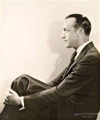 noel coward by edwin f. townsend