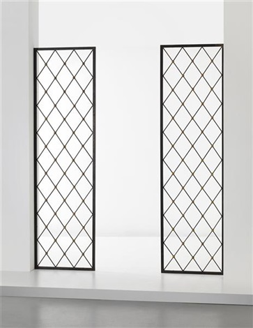 tour eiffell room dividers pair by jean royère
