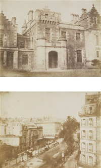 selected images by william henry fox talbot