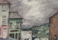 roundstone, co. galway by maurice macgonigal