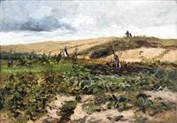 dünenfeld by karl lorenz rettich