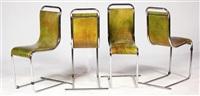 quattro sedie by ico parisi