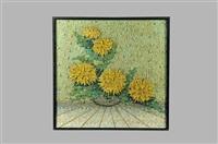 sin título (crisantemos) by genaro alvarez