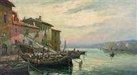 méditerranéen by joseph marius hurard