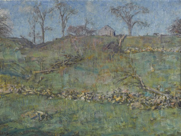 springtime by charles harold davis