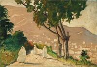 chemin d'el kettar by frank milton armington
