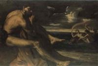 scena mitologica by giovanni maria viani