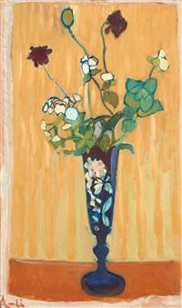 blommor i vas by ivan agueli