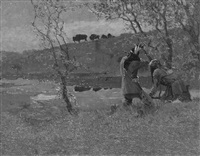 buffalo hunting by robert wesley amick