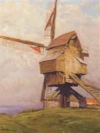 le moulin de coquelle by raoul leon brygoo