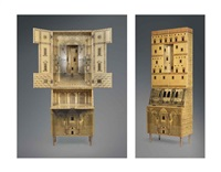 architettura by gio ponti and piero fornasetti
