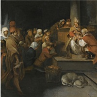 the circumcision by barent fabritius