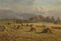 harvest-time by duncan cameron