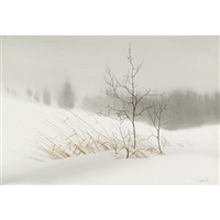 untitled (from the winter series) by jack reid