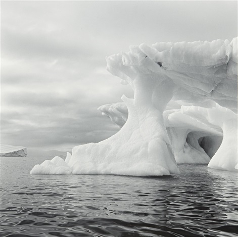 iceberg ii disko bay greenland by lynn davis
