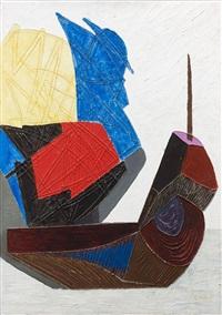 bateaux by emile gilioli