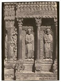 arles statues by charles nègre