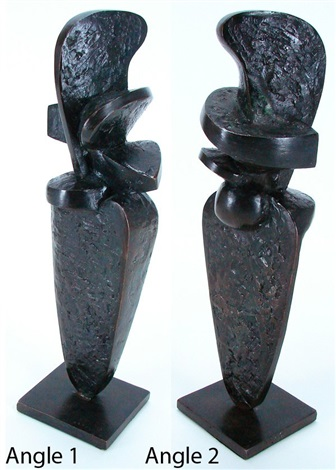 study for donina 2 works by sorel etrog