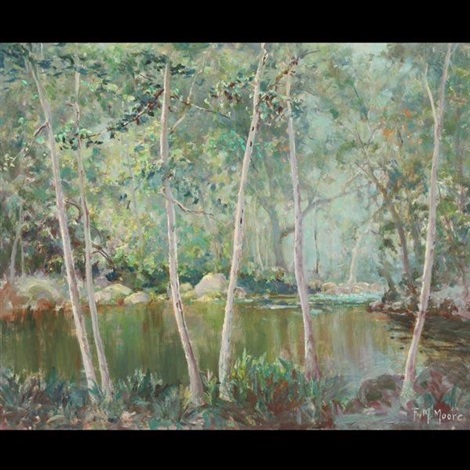 spring alders by frank montague moore