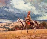 high plains thunder by roy andersen