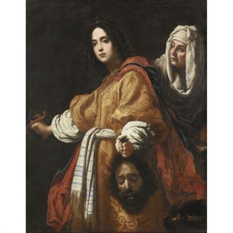 judith and holofernes (after cristofano allori) by cesare dandini