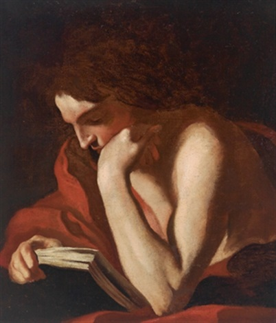 san giovannino leggendo by gian lorenzo bernini