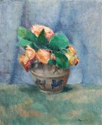 roses by czeslaw zawadzinski