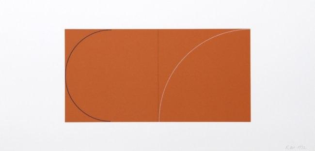 book of screenprints 9 by robert mangold