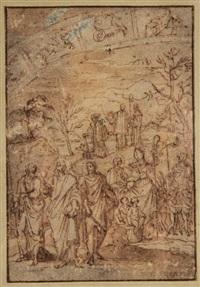 scène religieuse by bernard picart