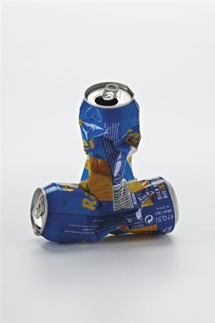 beer can penis by sarah lucas