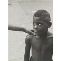 kids god bless (from new york 19) by roy decarava