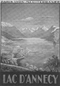 PLM - Lac d'Annecy, 1926–1926