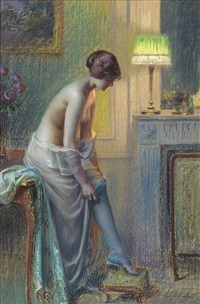 new stockings by delphin enjolras