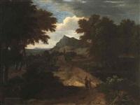 paysage classique by gabriel allegrain