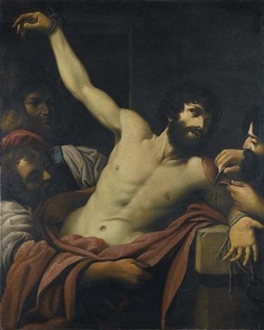 martirio di san bartolomeo by lionello spada