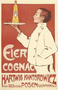 eier cognac by hans lindenstaedt