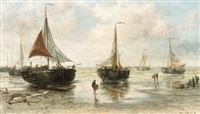 unloading the catch by maurits verveer
