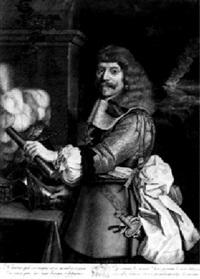 henri de lorraine, comte d'harcourt - cadet à la perle by antoine masson