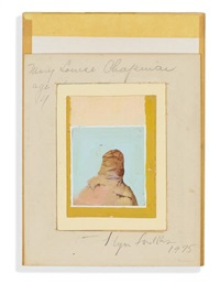 Untitled (Mary Louise Chapman, Age 4), 1975