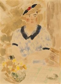 portrecik by mieszko (mieczyslaw) jablonski