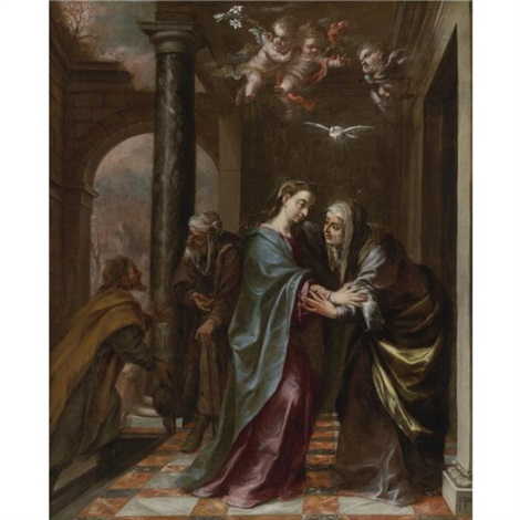 the visitation by juan de valdés leal