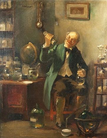 der alchimist by leo küppers
