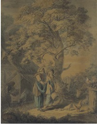 the farmer's daughter by lady diana beauclerk