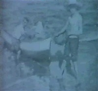 ninos en la playa by r. caballero
