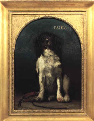 portrait du king charles fairy by eugène appert