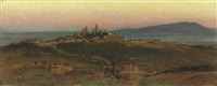 view of san gimignano by edith corbet