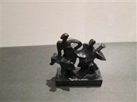 two figures by pablo curatella manès