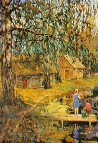 la datcha du lac by alexandre bobovski