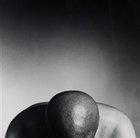 cedric (portfolio x) by robert mapplethorpe