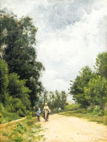 route de campagne by stanislas lépine